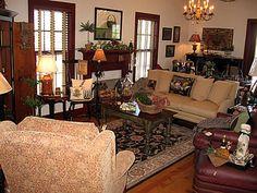Williamsburg House Country Living Sampler