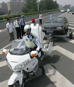 Cool Japanese Honda Tow Truck