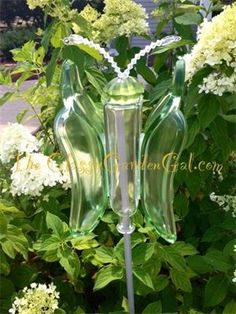 The Glassy Garden Gal - Welcome