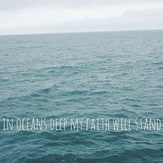 Oceans- Hillsong