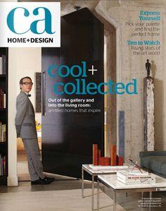 California Home+Design magazine march/2012 #decor #design #free