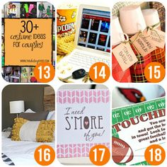 50 Fall Date Ideas- ummm... how can I fit ALL of these in before fall is over?  Cuz I love them all!