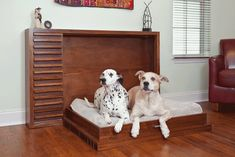 HIdeaway Murphy Dog Bed..oh my gosh that's adorable!