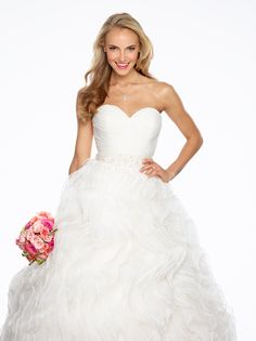 Our NEW 2014 Ariel Bridal Gown!!
