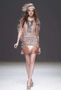 Vestidos de fiesta Matilde Cano 2013