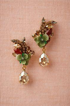 Perfumers Earrings from BHLDN