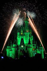 Wishes in Green