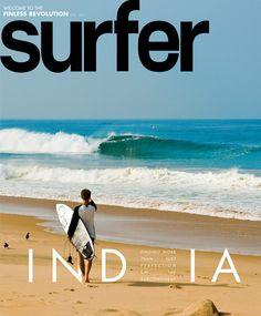 October 2011. #SURFERPhotos