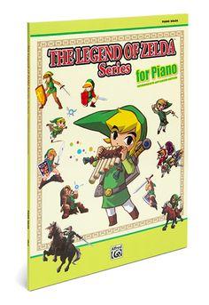 Legend of Zelda Songbooks