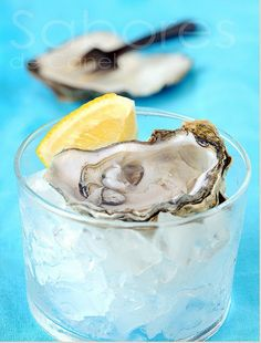 Offer guests oysters on the half shell ...