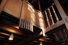 Mackintosh Library at Glasgow School of Art by Charles Rennie Mackintosh 1907-1909