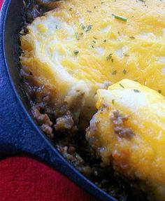 cook, potato bake, beef and mashed potatoes, food, mash potato, cheesi beef, favorit recip