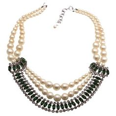 Check out this item at One Kings Lane! 1950s Christian Dior Necklace