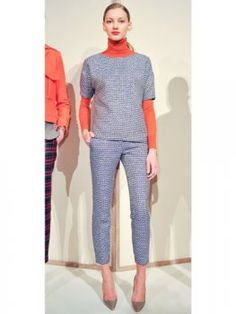 J Crew - so many different kinds of styling, like Riesling!