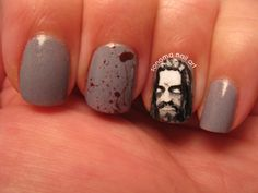 38 Inspirational Halloween Nails