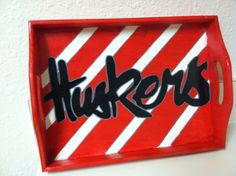 I want this Husker tray