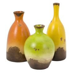 I pinned this 3 Piece Cadence Vase Set from the Mexicana event at Joss and Main!
