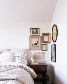 A small bedroom with