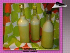 licor casero de lemon pie