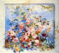 Pierre Auguste Renoir's Top 5 Rose Paintings