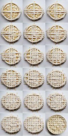 Elephantine: how to make a lattice pie
