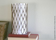 Recycled Paper Towel Tube Tutorial