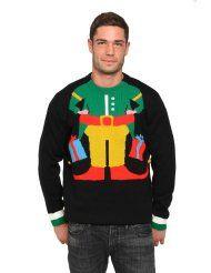 little elf christmas sweater