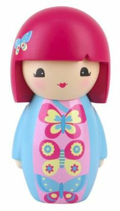 """Kimmidoll Junior: Ellie Doll by Kids Preferred by Kids Preferred. $12.99. Includes character passport and sticker. Perfect for any kimmidoll junior collection. Stands 3.4"""" tall. Ellie loves catching butterflies in the park and dancing with balloons and friend's birthday parties. Ellie is outgoing and cheerful. From the Manufacturer                All kimmidoll junior dolls feature child oriented designs, cute names and possess delightful childhood personalities and trai..."""