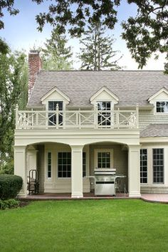 Want to do a railing on the roof of screened in porch.