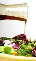Cheap, Healthy Salad Dressing: 102 Light Recipes