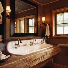 Modern Rustic Bathroom Design Ideas, Pictures, Remodel, and Decor - page 4