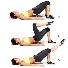 Brooke Burke-Charvet's One-Minute Workout