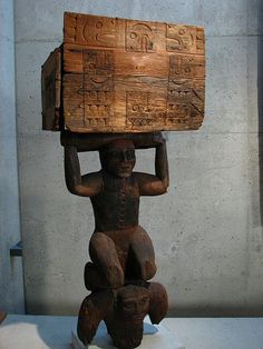 First Nation sculpture by johncarney, via Flickr