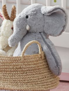 cute elephant stuffed animal http://rstyle.me/n/jv8wzr9te