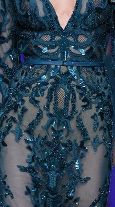 Vintage Burlesque Costume Inspiration / Costuming and Fashion Inspiration / Elie Saab