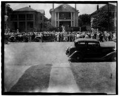 Bonnie Parker's funeral