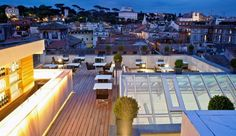 The First Luxury Art Hotel - Rome, Italy #Jetsetter
