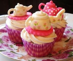 For a tea party with Ella