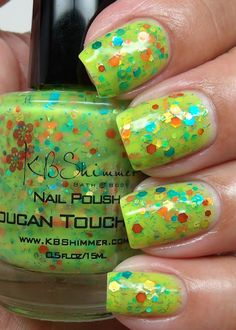 KBShimmer - Toucan Touch This