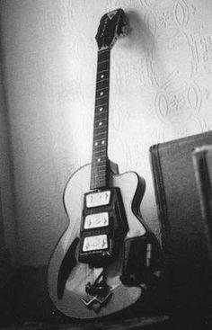 Wandre Guitar
