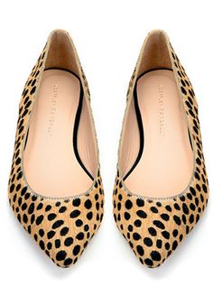 Leopard Spotted Shoes
