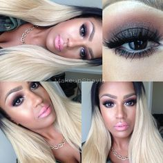 makeupshayla fav, gray eyeshadow, eye makeup, dark eyes, makeupshayla makeup