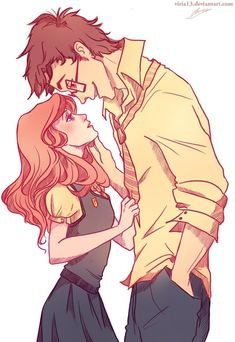 Harry and Genny Art