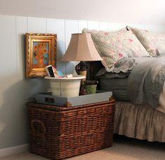 Designing Domesticity: Bedside Storage