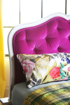 Color Inspiration - Hot Pink, Yellow and Black