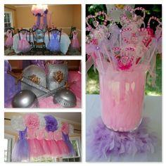 Princess Party Ideas.  Best Selling Princess  Knight Party. Shop for Princess and Knight Party at http://www.myprincesspartytogo.com  #princessbirthdaypartyideas #princessparty #princess #knightparty