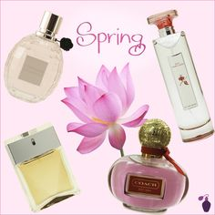 5 Scents to Try Now | Eau Talk - The Official FragranceNet.com Blog  #FragranceNet