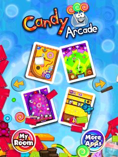 Speech Time Fun: Candy Arcade ((App Review & Giveaway!))