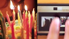Meet Mosaic - Birthday. Create a stunning photobook from your iPhone in a snap. http://heymosaic.com