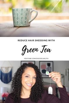 In this video, I share how to use green tea to dramatically reduce hair shedding. I will talk about some of the benefits as well as give you a full demo on how I make and apply green tea to my scalp to stop hair shedding. This video is especially helpful for moms dealing with postpartum hair loss and excessive shedding.